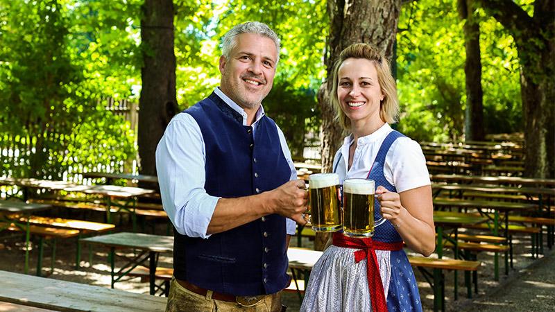 Ihre Gastgeber Markus & Margret Huber